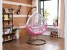 Hanging swing chair for bedroom