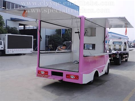 factory price mobile camion food truck a vendre food