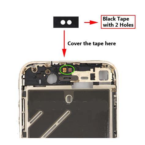 iphone 4 proximity sensor not working after replacing