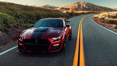 Mustang Shelby Gt500 Ford 4k Wallpapers Baltana