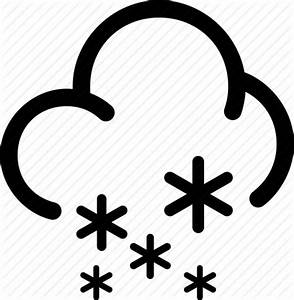 6 Heavy Snow Weather Icon Images - Winter Snow Ice Storm ...