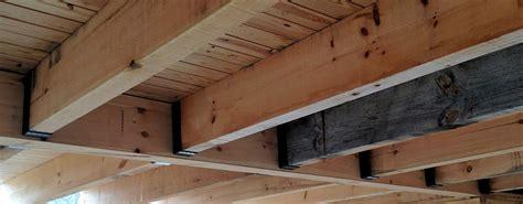 angled ceiling joist hangers joist and beam hangers