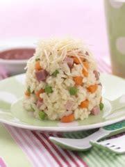 plats cuisin駸 en conserve risotto petits pois et carottes