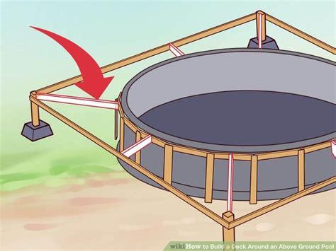 build  deck    ground pool ground pools