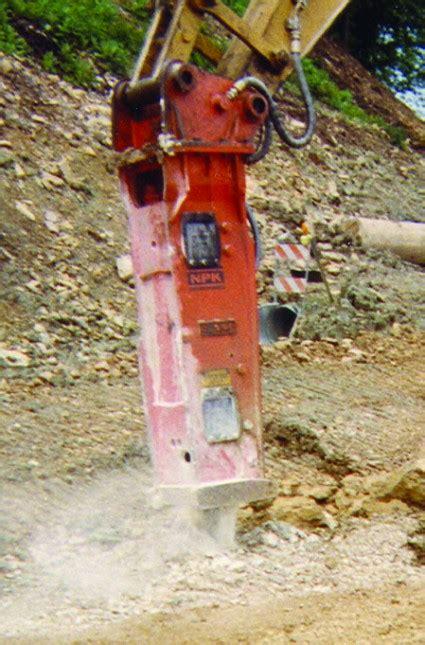discontinued hydraulic hammer hydraulic breaker npkce