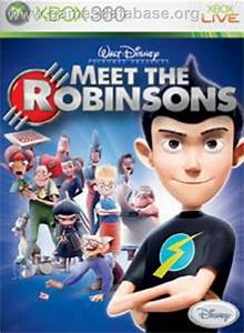 Meet The Robinsons Microsoft Xbox 360 Games Database