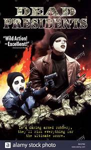 DEAD PRESIDENTS -1995 POSTER Stock Photo, Royalty Free ...