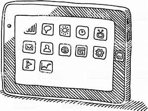 Tablette Lumineuse Dessin : tablette pc app ic nes lumineuses dessin cran plat ~ Nature-et-papiers.com Idées de Décoration