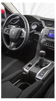 Center Console Badge for Manual-Transmission Civic Sedans ...