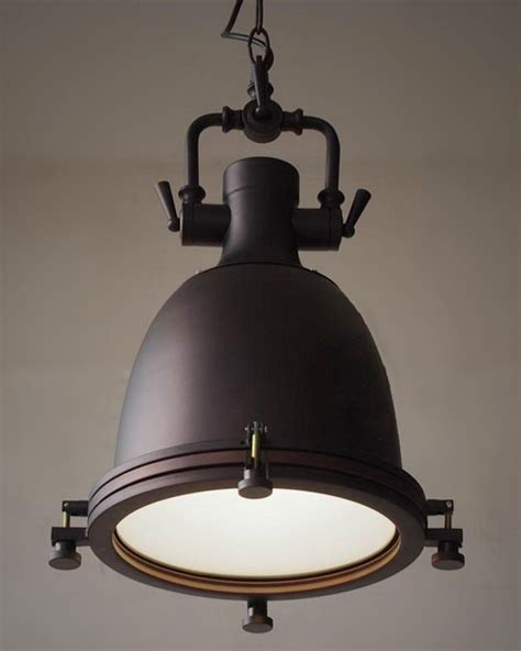 industrial looking pendant light fixtures tequestadrum