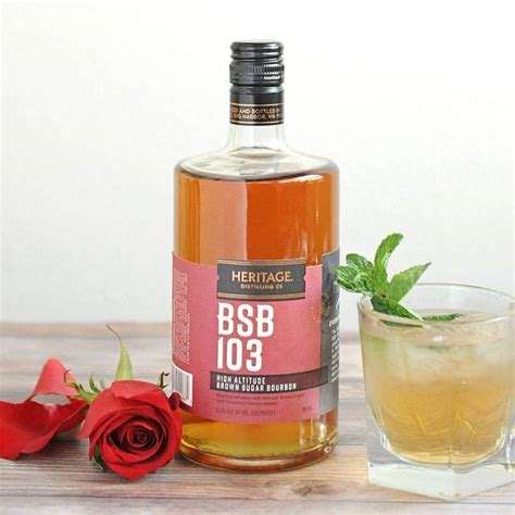 "I'm quite impressed with the flavor of the amaretto coffee. Recipes Tagged ""BSB 103 - Brown Sugar Bourbon 103"" - Heritage Distilling"