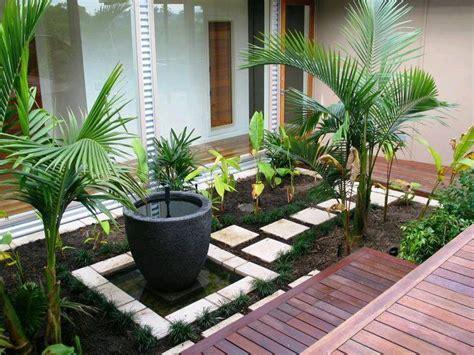 Ideas De Jardines Y Patios Interiores  Curso De