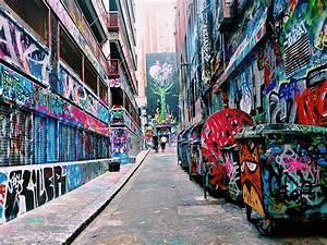 Hosier Lane Street Art: Melbourne Graffiti | Daily Urban ...