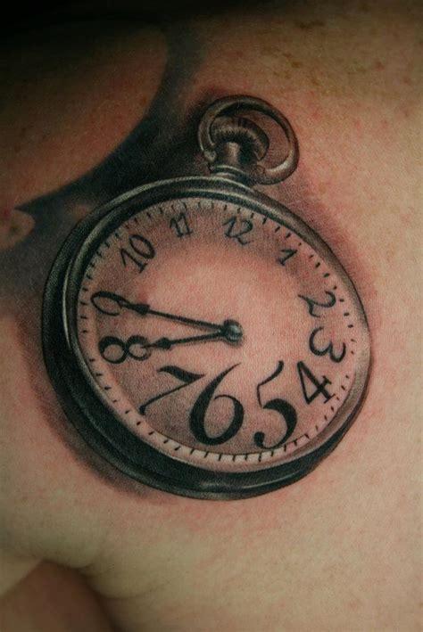 tatouage dune montre inkage
