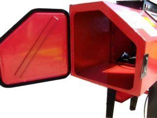 sandblast cabinet glove flanges skat blast sand blasting cabinet glove flanges 6057 04 on