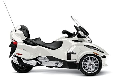 2014 Can Am Spyder by 2014 Can Am Spyder Rt Review
