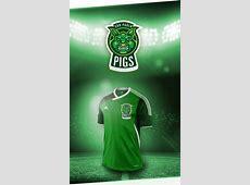 Los escudos de equipos de fútbol de Brasil estilo USA