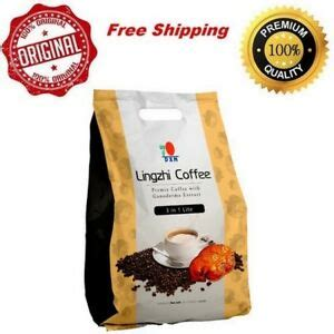 It is packaged individually in small sachets for instant satisfaction and. 5 Packages DXN Lingzhi Coffee 3 in 1 LITE with ganoderma ...