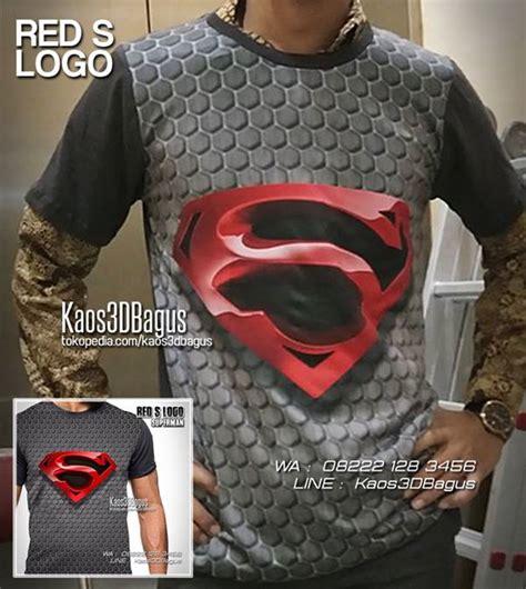 Kaos Superman By Kaos Putih kaos superman kaos logo superman kaos 3d kaos