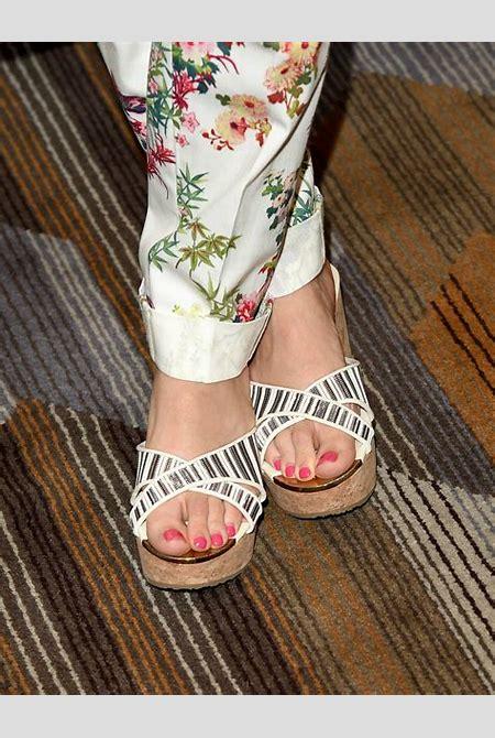 Ivana Baquero's Feet