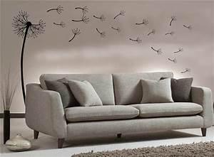 Wall art designs dandelion vinyl