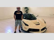 Sammy Hagar From Van Halen Gets His LaFerrari