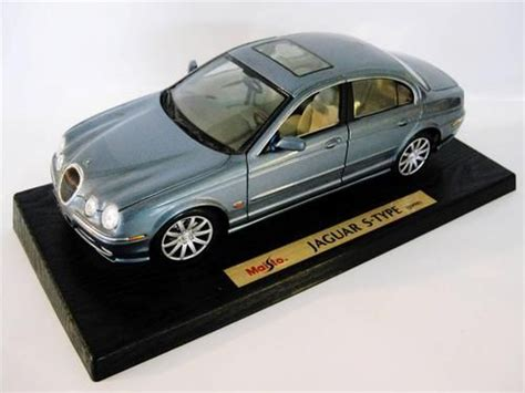 Maisto Jaguar S Type 1999 Diecast Model Car 1 18 Scale On