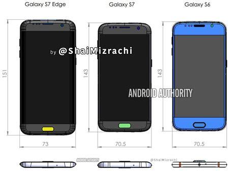 Harga Samsung S6 Edge And S7 Edge samsung galaxy s7 and s7 edge dimensions vs the galaxy s6