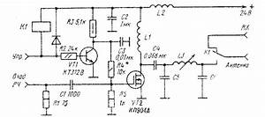 amplifier kp904 With 2n3906 2n3904 transistor q1 of the headset amplifier circuit amplifies