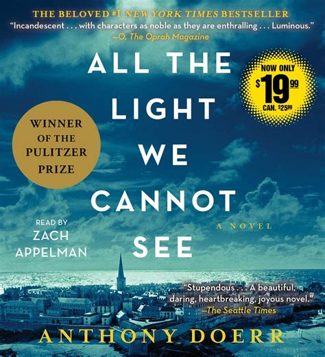 all the light all the light we cannot see audiobook on cd by anthony
