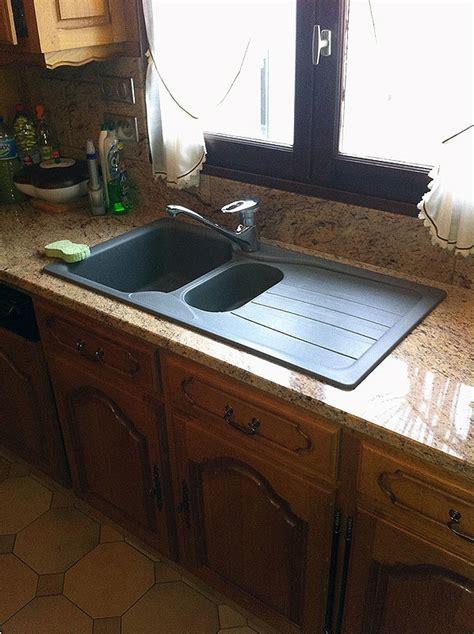 renover plan travail cuisine plan de travail en granit pour cuisine