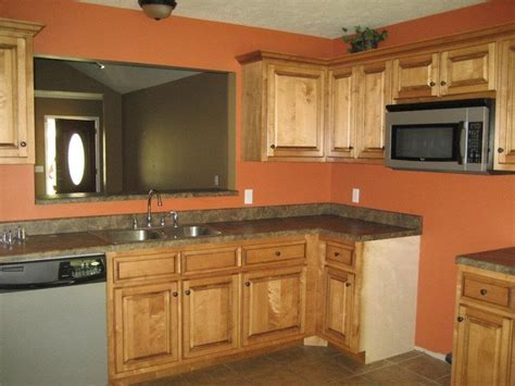 similiar kitchen walls..mine is sherwin williams copper
