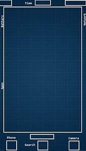 Blueprint wallpaper