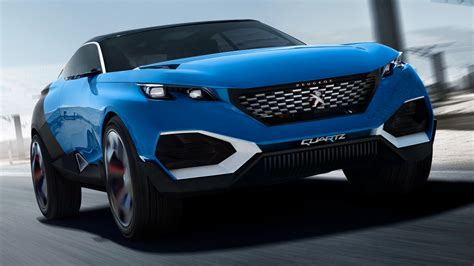 news peugeot  add  suv coupe  lineup