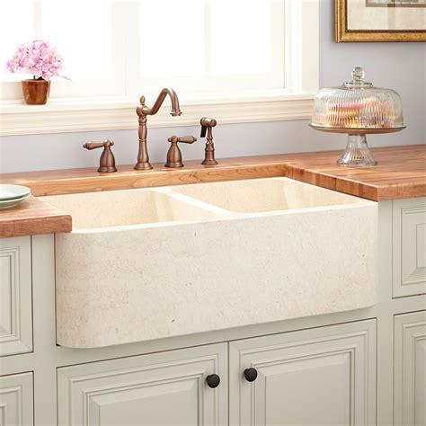 signature hardware kitchen sinks cream kitchen signature hardware