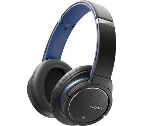 sony wireless headset buy sony mdr zx770bnl wireless bluetooth noise cancelling