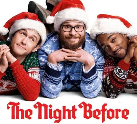 The Night Before  Teaser Trailer