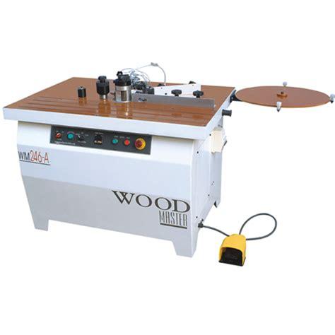 woodmaster edge banding machine wm   rs  unit id