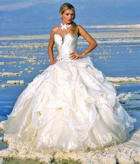 expensive wedding dresses millennium