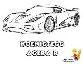 koenigsegg agera r coloring pages pictures to