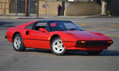 Magnum Pi 308 by Channel Magnum Pi With This 1980 308 Gtsi The Drive