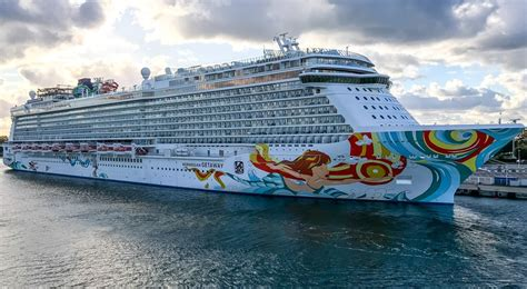 Norwegian Getaway - Itinerary Schedule Current Position | CruiseMapper