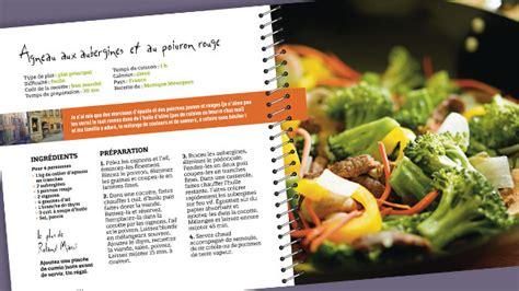 faire un livre de cuisine creer un livre de recette de cuisine 28 images id 233