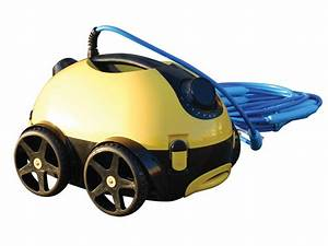 Robot Piscine Electrique : robot piscine lectrique clean pool 60492 ~ Melissatoandfro.com Idées de Décoration