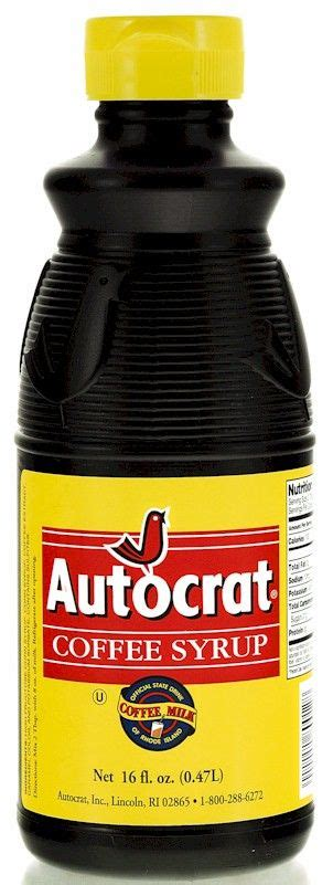 It is milk with sweet coffee syrup added (two tablespoons of. Autocrat Coffee Syrup. Grew up with this. Major jones for it tonight. | Coffee syrup, Autocrat ...