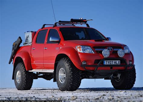 Toyota Hilux Photo by Toyota Hilux Invincible Photos Photogallery With 2 Pics
