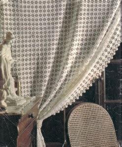 rideaux en crochet patron crochet rideaux panneaux le de crochet et tricot d de suzelle