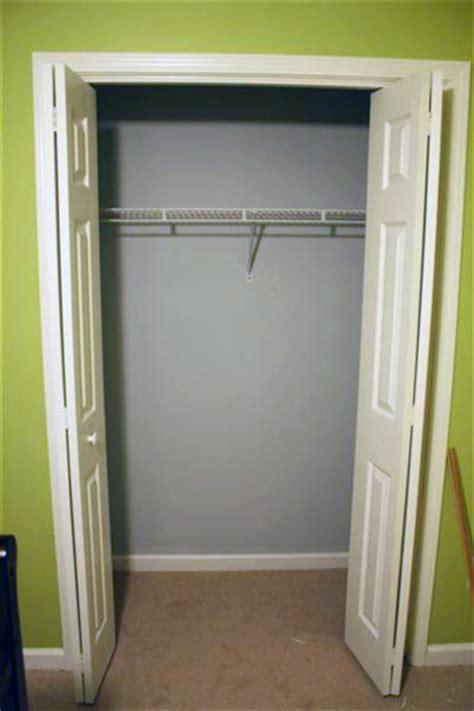 diy nursery closet organizer before and after