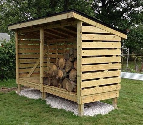 firewood storage shed plans quality firewood storage shed plans woodworking projects