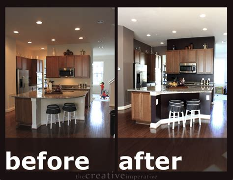 painted black kitchen cabinets before and after the creative imperative i just couldn t help myself 9697